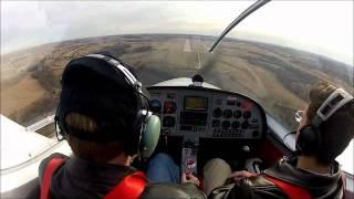 Sport Cruiser Landing KCBF