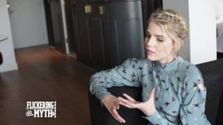 Sing Street (2016) star Lucy Boynton - exclusive interview
