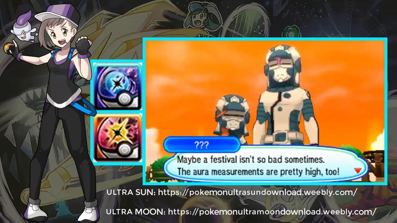 Pokemon Ultra Moon Cia Pokemon Ultra Moon Cia