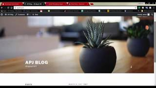 How to Create a free Website with free Domain  Hosting with Wordpress Website Developer