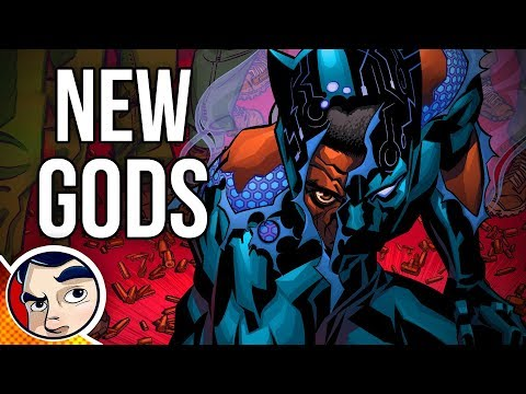 "Black Panther ""Old Gods Vs New Gods of Wakanda"" - Legacy Complete Story thumbnail"