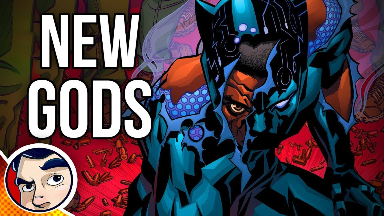 "Black Panther ""Old Gods Vs New Gods of Wakanda"" – Legacy Complete Story"