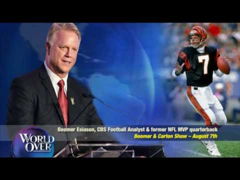 World Over - 2017-08-10 - NFL Concussions & Contact Sports, Dr Bennet Omalu with Raymond Arroyo