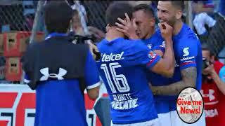 Cruz Azul vuelve a enamorar a su afición y vence a Santos!