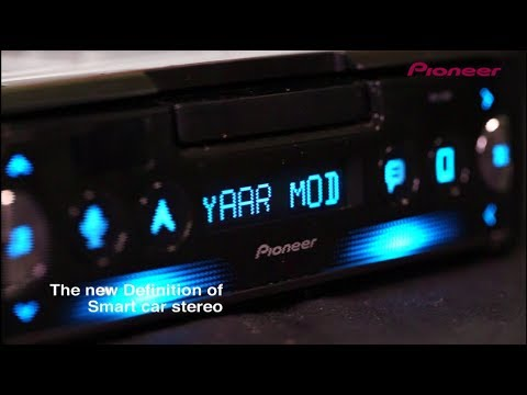 Pioneer India - SPH-C19BT | Do the new good thing with Pioneer Smart