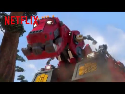 Dinotrux Supercharged | Theme Song | Netflix