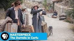 THE DURRELLS IN CORFU   Episode 1 Scene   PBS