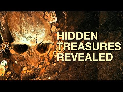 Hidden treasures revealed in Afghanistan