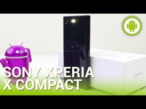 Sony Xperia X Compact, recensione in italiano