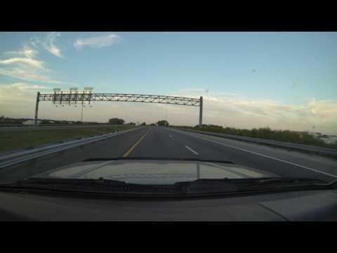 Daytona to MCO (Orlando International) Time Lapse