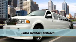 All Star Limousine Rental Service in Antioch