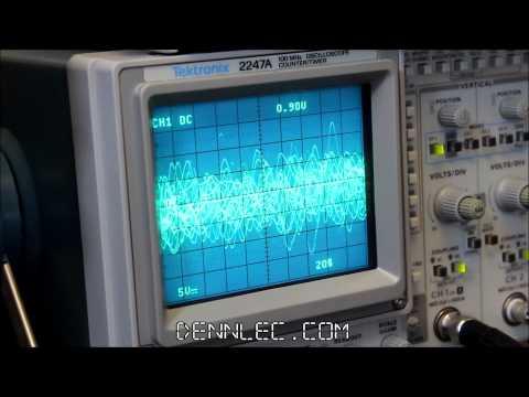 General Radio 1381 Random Noise Generator