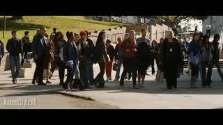 Майк приезжает в школу  | Папе снова 17 (2009)