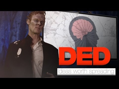 For - Ted Youtube Talk Zombies Ded Talk A