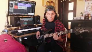 Mac Miller - What's the Use? (Bass COVER) Sterling by Music Man StingRay 34 PB