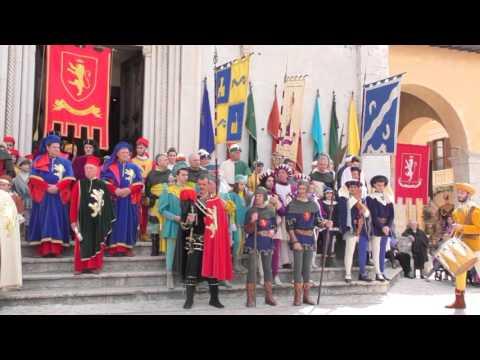 NORCIA -  FESTA DI SAN BENEDETTO - HD
