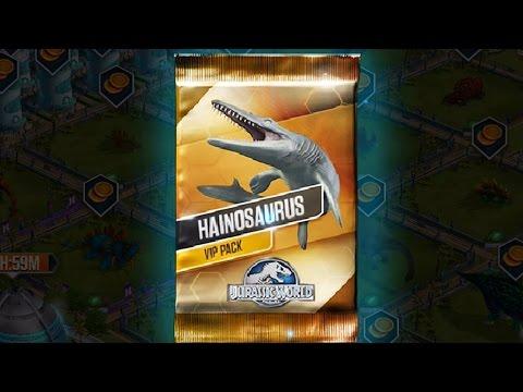 HAINOSAURUS VIP PACK