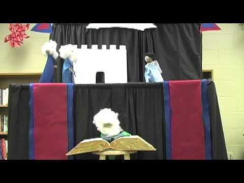 Welcome to Ames Middle School Puppet Plays