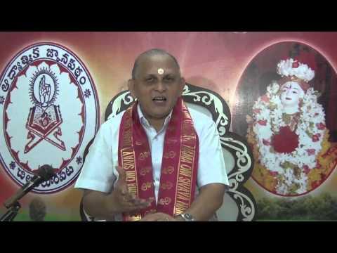 Mundakopanishad : Day 16 : 2nd Mundakam - 1st Khandam - Mantram 3 4 : Sri Chalapathirao