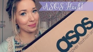 ASOS Haul | Away with the Fairies Thumbnail