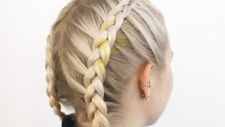 How To Boxer Braid