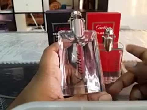 Cartier Declaration And Declaration Dun Soir Fragrance Review Youtube