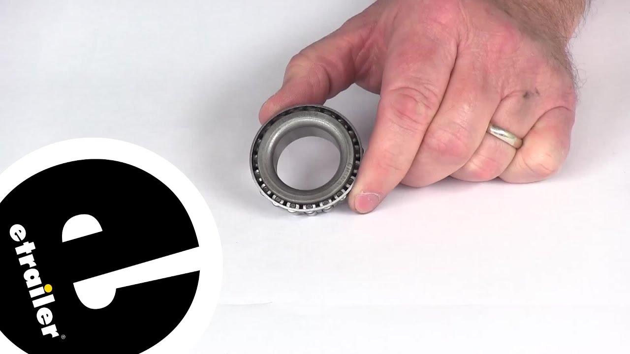 Etrailer Trailer Bearings Races Seals Caps