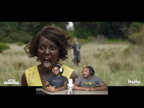 Little Monsters Red Band Trailer Reaction | DREAD DADS PODCAST | Rants, Reviews, Reactions