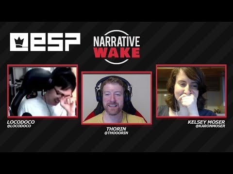Narrative Wake Episode 32: I Hope Your Son's Exactly like You (feat. Locodoco)