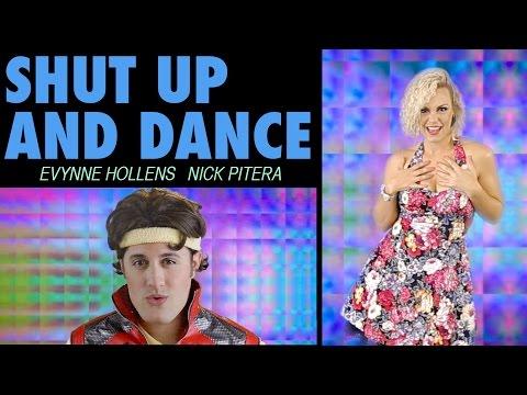 Shut Up and Dance/Video Killed the Radio Star MASHUP - Nick Pitera & Evynne Hollens