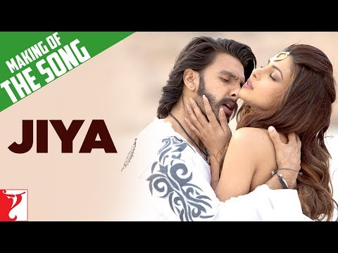 Making Of The Song - Jiya | Gunday | Ranveer Singh | Priyanka Chopra