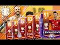 6× TOTW Players Packed || All Elite's TOTW In FIFA Mobile || Lewandowski Gameplay