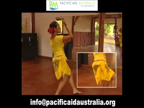 Polynesian Dancing for Beginners.