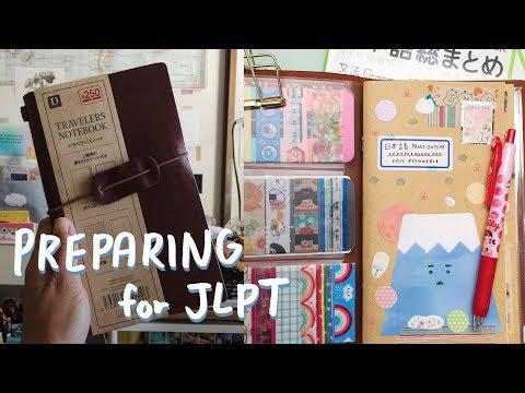 Traveler's Notebook From DAISO ?! + How I Study Japanese ( 日本語の勉強 )