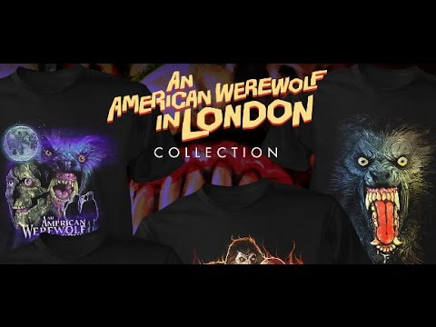 Welcome to Fright Rags: An American Werewolf in London