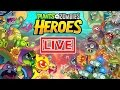 Plants vs Zombies Heroes - LiveStream