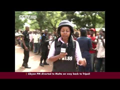 Thousands of Muslims Flee Bangui