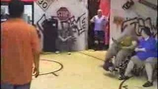 Hellraiser Hark vs. Seth Shai pt. 1