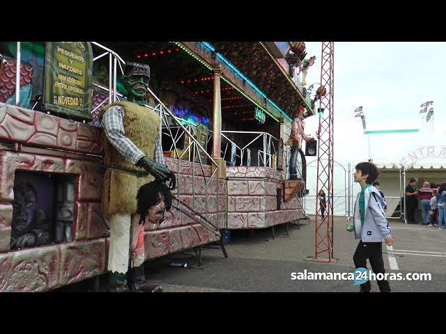Día sin música en las Ferias de Salamanca