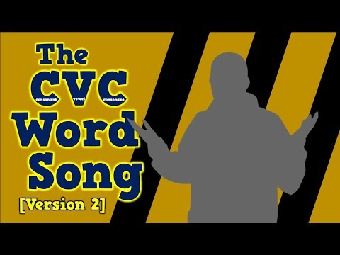 The CVC Word Song (Version 2)