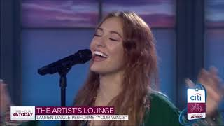 """Lauren Daigle sings """"Your Wings"""" from Look Up Child Live Concert Performance October 8, 2019"""