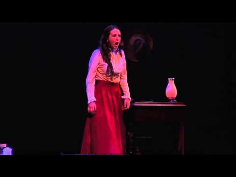 Little Women Broadway Musical The Fire Within Me