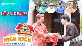 Gia đình là số 1 sitcom | tập 114 full: Kim Long lập kỳ tích và được nhập hộ khẩu nhà ông Đức Nghĩa