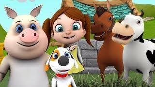 звук животного песня | детский стишок | Animal Sound Song | мультфильм песня в россии