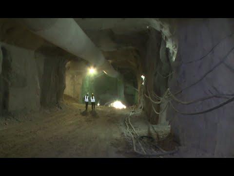 Israel building underground necropolis & cemetery high-rises as graveyards full