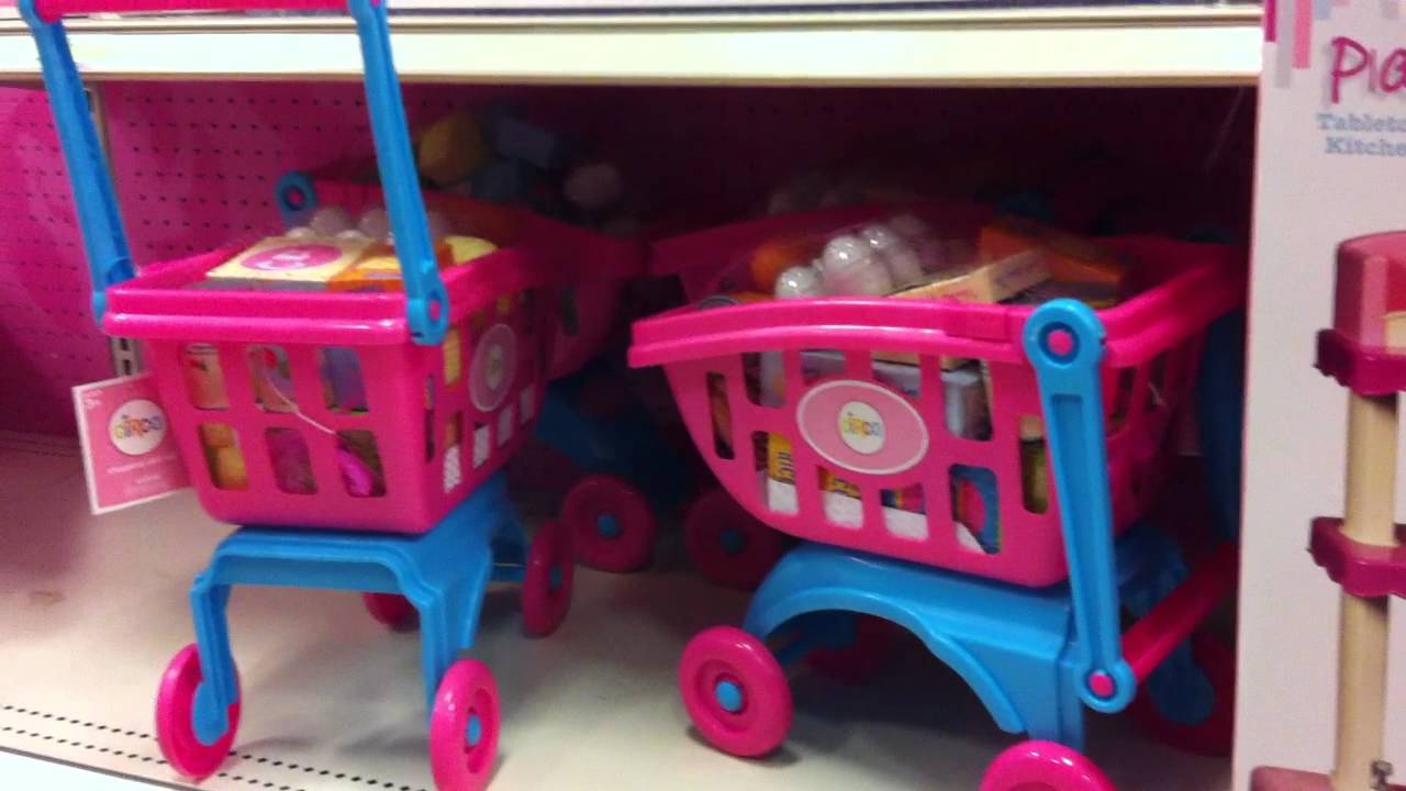 Target Toys For Toddlers : Girl s toys in target youtube