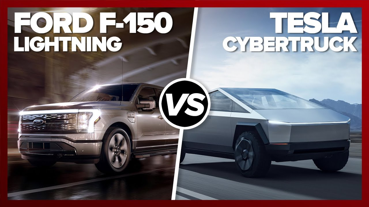 The Ford vs. Tesla Rematch: F 250 vs. Tesla Model X Tug-of-war