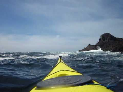 Kayaking Inishkea North - 1