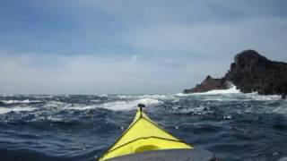 Kayaking Inishkea North - 1