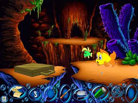 Freddi Fish 4: The Case Of The Hogfish Rustlers Full Playthrough